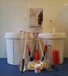 Wine Starter Kit Red (30 bottles) Includes Wine Kit