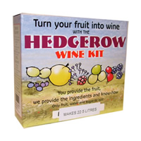 Ritchies Hedgerow Wine Kit (Makes 23 litres)