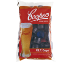 Coopers PET Caps (30 Pack)