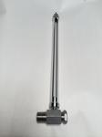 Weldless Sight Gauge 16 inch with 1/2 inch NPT Fittings